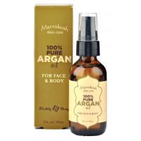 Marrakesh - Pure Argan Oil - Чистое масло арганы для лица, тела и волос (60мл.)