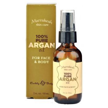 Pure Argan Oil - Чистое масло арганы для лица, тела и волос (60мл.)