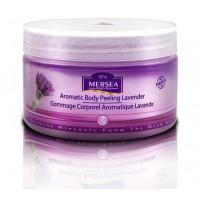 Mersea Aromatic Body Peeling Relaxing Lavender - Ароматический Пилинг для Тела-Лаванда (250мл.)
