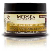 Mersea Keratin Hair Care Liss Mask Dammaged Hair Care - Маска с Кератином укрепляющая (350мл.)