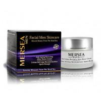 Mersea MEN Anti Aging after shave cream - Крем для лица после бритья (50мл.)