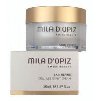 Mila d'Opiz Cell Assistant Cream - Крем от морщин с эффектом ботокса (50мл.)