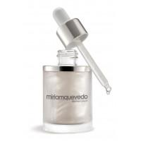 Miriamquevedo Glacial White Caviar Hydra Pure Precious Elixir - Увлажняющий эликсир для волос с маслом прозрачно-белой икры (50мл.)