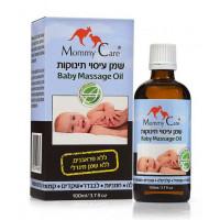 Mommy Care - Органическое детское массажное масло (100 мл.)