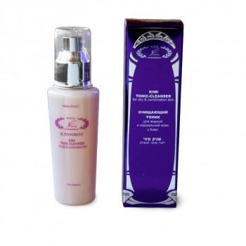 N.O.I. Cosmetics IL Favorito Kiwi Tonic-Cleanser - Очищающий тоник для жирной и комбинированной кожи с экстрактом Киви (100мл.)