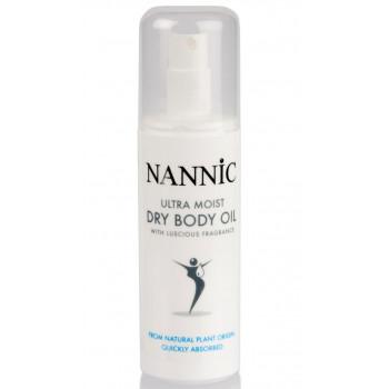 NANNIC - Увлажняющее сухое масло для тела (100мл.)