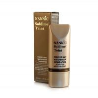NANNIC Sublime' Teint - Тональный крем для лица Тон 01 (30мл.)