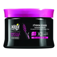 Natural Formula AMPOULE INTENSE - Маска для волос (350гр.)