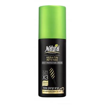 Natural Formula - Защитный крем для волос с кератином (145мл.)