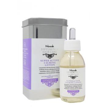 Nook - Супер активный успокаивающий лосьон для чувствительной кожи головы Ph 5,2 (125мл.)