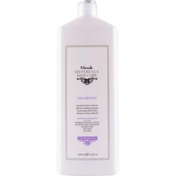 Nook - Шампунь успокаивающий для чувствительной кожи головы Ph 5,5 (1000мл.)