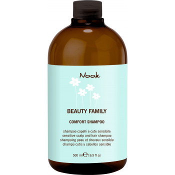 Nook Shampoo Comfort - Шампунь для нормальных волос Ph 5,5 (1000мл.)