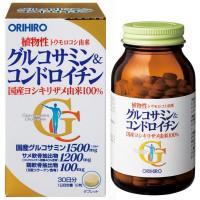 """Orihiro - БАД Глюкозамин и хондроитин""""ОРИХИРО"""" (360шт.)"""