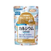 Orihiro - БАД  Кальций с витамином D со вкусом кофе «ОРИХИРО» (150шт.)