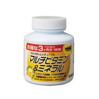 "Orihiro - БАД Мультивитамины и минералы со вкусом манго""ОРИХИРО"" (180шт.)"
