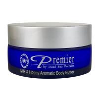 "Premier Body Butter - Milk & Honey - Сливки для Тела ""Молоко и Мёд"" (175мл)"