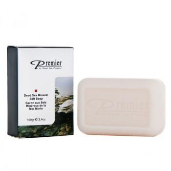 Premier Dead Sea Mineral Salt Soap - Минеральное Мыло с Солью Мёртвого моря (100гр)