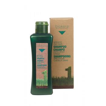 Salerm Champu antigrasa - Шампунь для жирной кожи головы (1000мл.)