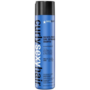 Sexy Hair Moisturizing shampoo - Шампунь для кудрей без сульфатов и парабенов (300мл.)
