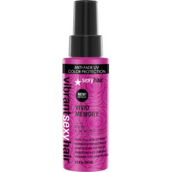 Sexy Hair Vibrant VIVID MEMORY - Спрей для сушки феном (124мл.)