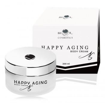 Shor HAPPY AGING Body cream - Крем для тела с афродизиаком (200мл.)