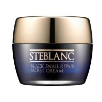 Steblanc -  Крем для лица увлажняющий  с муцином Черной улитки (60%) 50мл.
