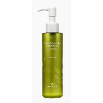 The Skin House - Гидрофильное масло с экстрактом зелёного чая (150мл.)