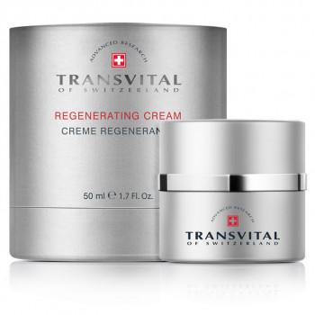 Transvital - Крем восстанавливающий для лица (50мл.)
