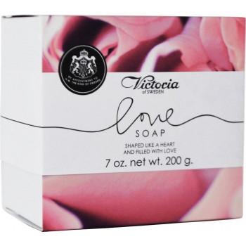 Victoria Love Soap Day - Мыло для тела с цветочным ароматом (200гр.)