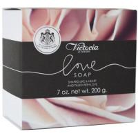 Victoria Love Soap Night - Мыло для тела с чувственным древесным ароматом (200гр.)