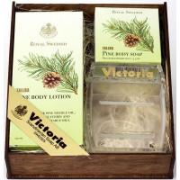 Victoria Soap - Набор «Королевская сосна»