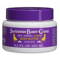 Victoria Soap - Shea-Honung-Blabar масло для тела (250мл.)