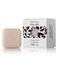 YUN-NIU - Натуральное мыло с экстрактом козьего молока (115гр.)