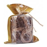 Зейтун - Натуральное оливково-лавровое мыло Премиум №1 с цветами лаванды (250гр.)