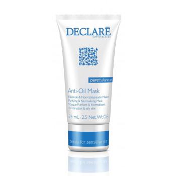 Declare Anti-Oil Mask - Маска для жирной и проблемной кожи (75мл.)