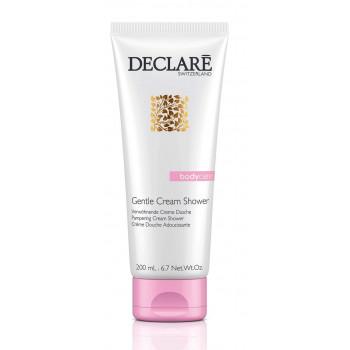 Declare Gentle Cream Shower Gel - Деликатный крем-гель для душа (200мл.)
