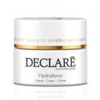 Declare Hydroforce Cream - Увлажняющий крем с витамином Е для нормальной кожи (50мл.)