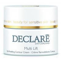Declare Multi Lift Re-Modeling Contour Cream - Ремоделирующий крем с лифтинговым действием (50мл.)