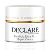 Declare Nutrilipid Nourishing Repair Cream -  Питательный восстанавливающий крем для сухой кожи (50мл.)