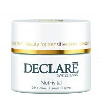 Declare Nutrivital 24h Cream - Питательный крем 24-часового действия для нормальной кожи (50мл.)