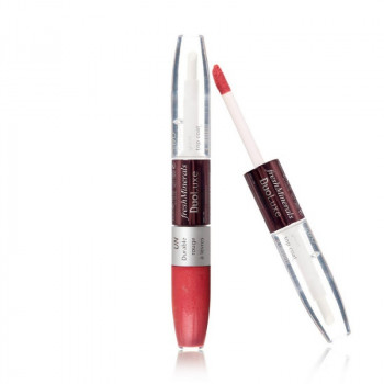 freshMinerals Duo Luxe Lipgloss European - Блеск для губ с двойным эффектом (2х3,5 мл.)