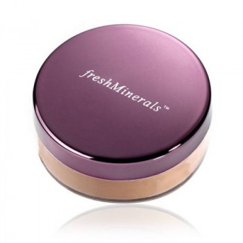freshMinerals Mineral Loose Powder Foundation Ivory - Рассыпчатая пудра-основа с минералами (11гр.)