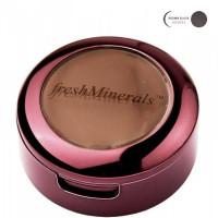 freshMinerals Minerals Perfect eyebrow Brown Black - Тени для бровей с минералами (1,5гр.)