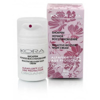 Кора - Биокрем ночное восстановление (50мл.)