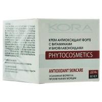 Кора - Крем Антиоксидант форте с витаминами и биофлавоноидами (50мл.)