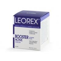 Leorex Booster Active (HWNB) - Гипоаллергенная нано-маска для экспресс-разглаживания морщин для нормальной кожи (30саше)