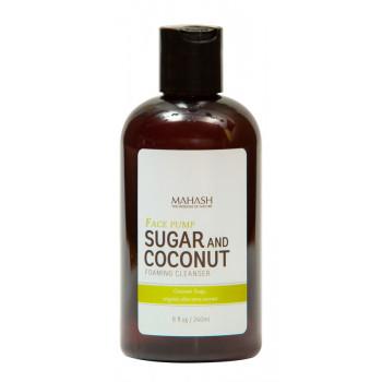 MAHASH Foaming Cleanser Sugar and Coconut - Очищающая пенка с сахаром и кокосом (240мл.)