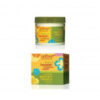 Alba Botanica Natural Hawaiian Moisture Cream Smoothing Jasmine & Vitamin E - Гавайский увлажняющий крем Жасмин & Витамин Е (85гр.)