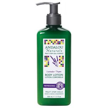 Освежающий лосьон «Лаванда и Тимьян»/Lavender Thyme Refreshing Body Lotion  (326мл.)