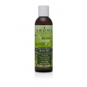 Aroma Naturals Breathe Better Oil - Терапевтическое масло для ванн (180мл.)